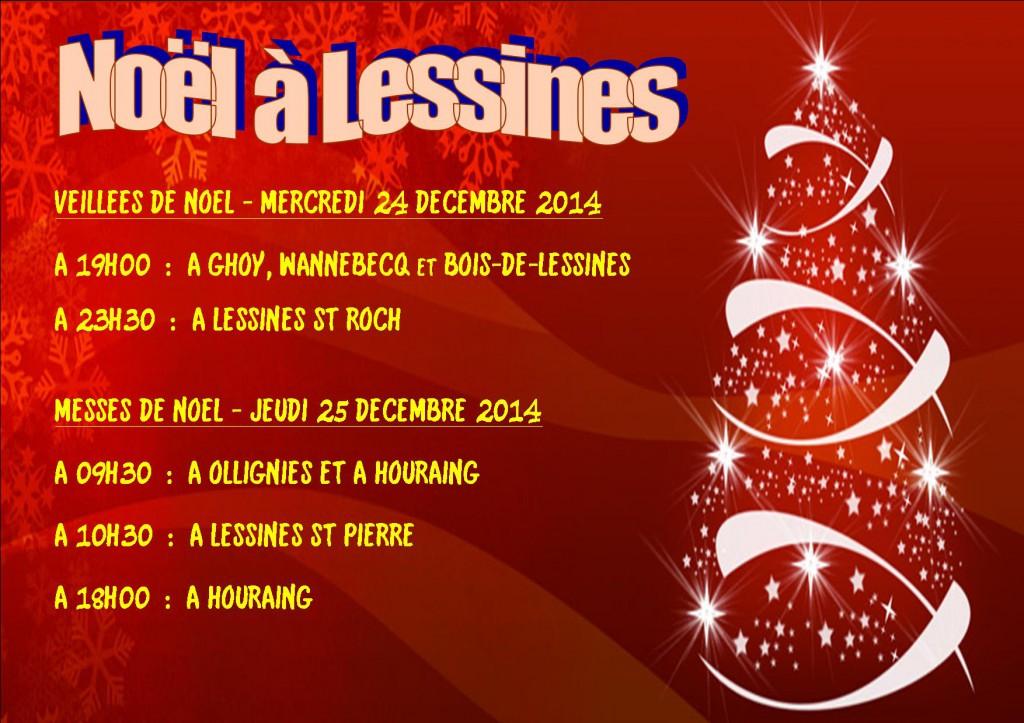 Affiche Noël 2014