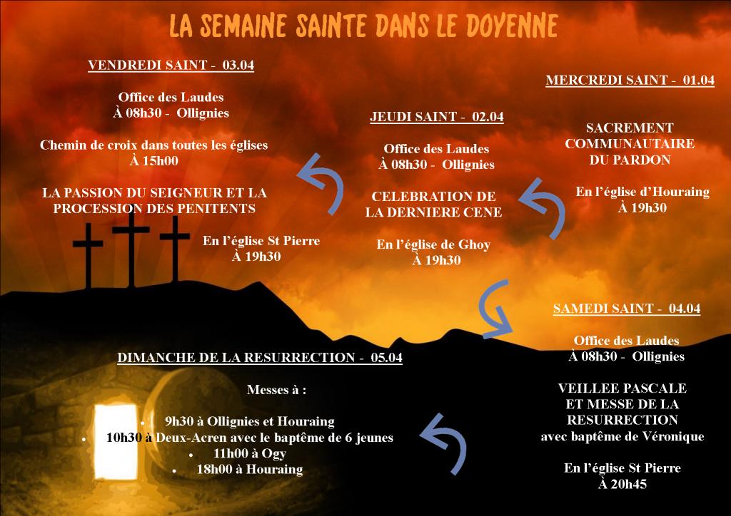 Affiche Pâques 2015 - 2